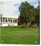 Sebastopol House Historic Site Acrylic Print