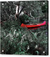 Secluded Spot Acrylic Print