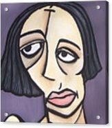 Second Vanessa Acrylic Print