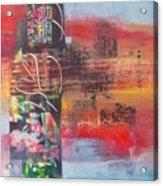 Secrate Strata Acrylic Print