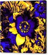 Secret Garden Acrylic Print