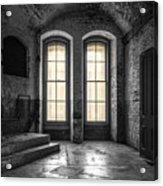 Secret Window Acrylic Print