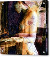 Secrets Acrylic Print by Bob Orsillo