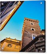 Secrets Of Italy  Acrylic Print