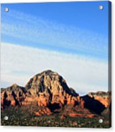 Sedona Afternoon Acrylic Print