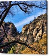 Sedona Arizona II Acrylic Print
