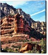 Sedona Arizona IIi Acrylic Print