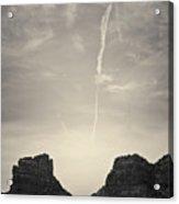 Sedona Landscape No. 4 Acrylic Print