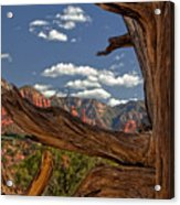 Sedona Mountains Arizona Acrylic Print