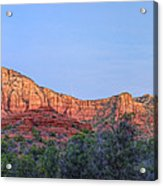 Sedona Panoramic - Highway 179 Acrylic Print
