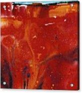 Sedona Sun Rise Acrylic Print