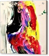 Seductress Of Milan Acrylic Print