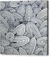 See Study Nine Acrylic Print