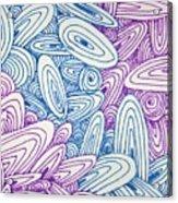 See Study Twenty Acrylic Print