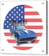 See The Usa Acrylic Print
