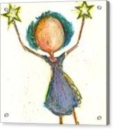 Seeing Stars Acrylic Print