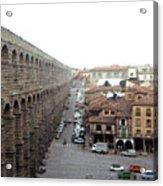Segovia Aquaduct Acrylic Print