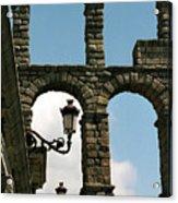 Segovia Aqueduct Acrylic Print