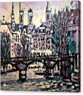Seine Acrylic Print