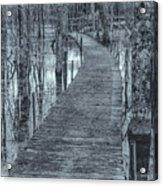 Selenium Boardwalk  Acrylic Print