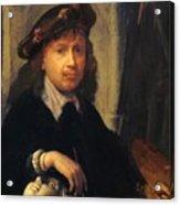 Self Portrait 1635 Acrylic Print