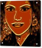 Self-portrait-3 Acrylic Print