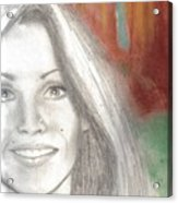 Self Sketch 2005 Acrylic Print