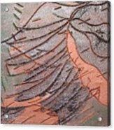 Selinas Babe - Tile Acrylic Print