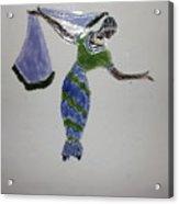 Selma - Tile Acrylic Print