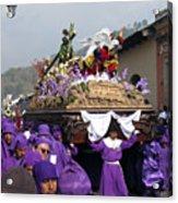 Semana Santa Procession V Acrylic Print