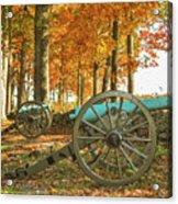 Seminary Ridge Acrylic Print