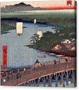 Senju No Oubashi Acrylic Print