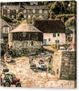 Sennen Cove Cornwall Acrylic Print