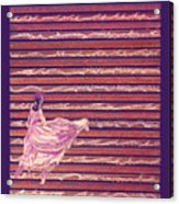Senorita Dance Acrylic Print
