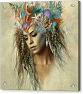 Sensual Siren Acrylic Print
