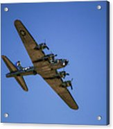 Sentimental Journey In Flight Acrylic Print