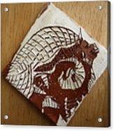 Sentinel - Tile Acrylic Print