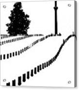 Sentinels For Liberty Acrylic Print