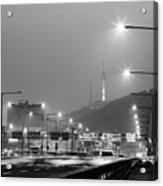 Seoul South Korea  Acrylic Print by Eduard Kraft