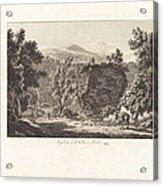 Sepolcro Di L. Cellio A Tivoli Acrylic Print