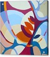 September Acrylic Print by Carola Ann-Margret Forsberg