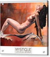 September Mystique Acrylic Print
