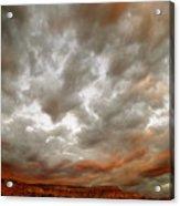 September Sky Acrylic Print