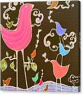 Serenata 3 Acrylic Print