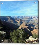 Serene Canyon Acrylic Print