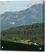 Beautiful Germany II Acrylic Print