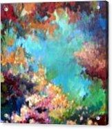 Serenity I Acrylic Print