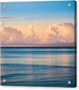Serenity Sailing Acrylic Print