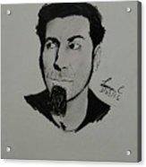 Serj Tankian Acrylic Print