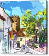 Serpa  Portugal 01 Bis Acrylic Print